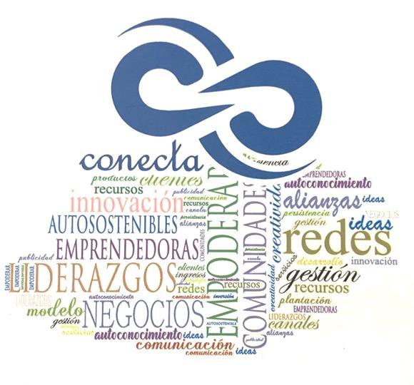 Grafica alusiva a proyecto Potenciando el Emprendimiento Innovador en Puerto Rico y República Dominicana